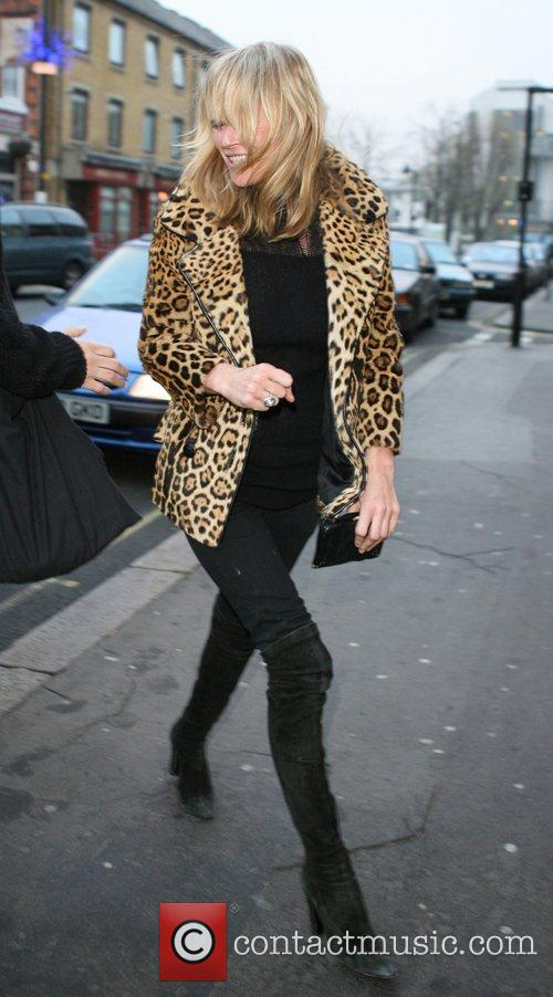Kate Moss visits Alfies Antiques Shop with Jamie...