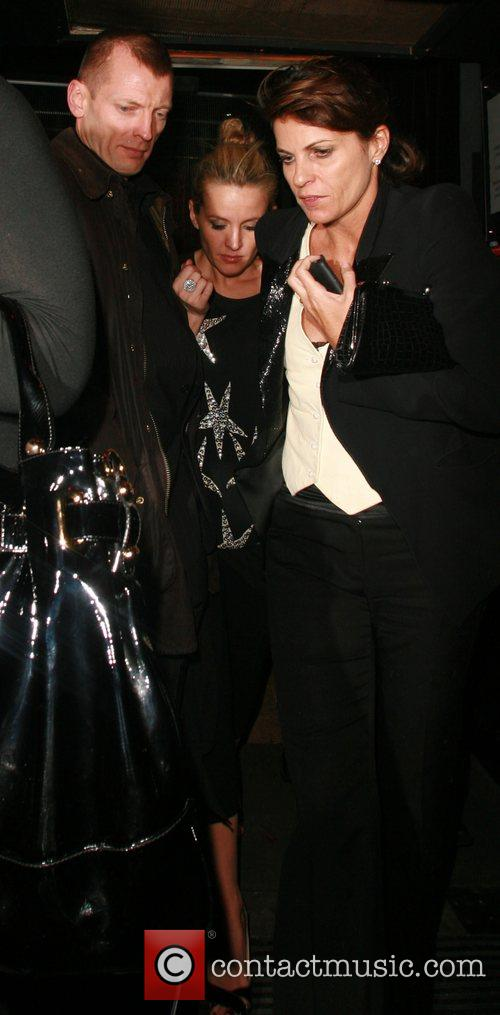 Davinia Taylor and Kate Moss 5