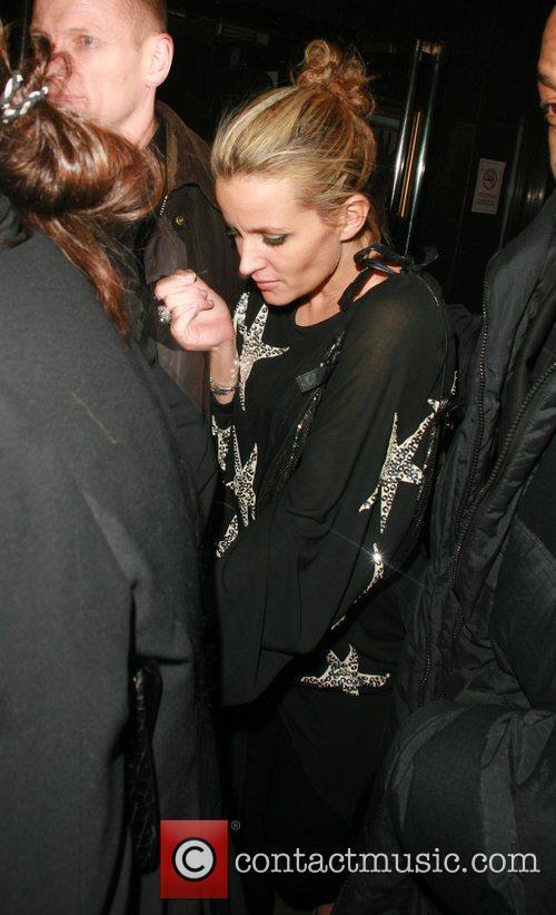 Davinia Taylor and Kate Moss 8