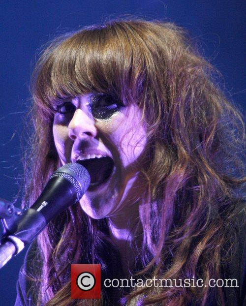 Kate Nash performs at the Manchester Apollo