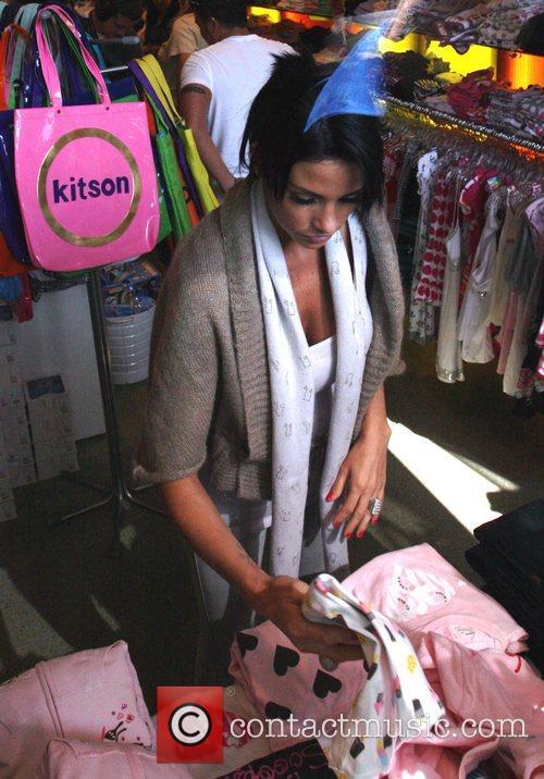 jordan aka katie price shopping in kitson for women 1829643