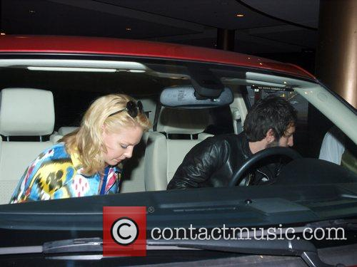 Katherine Heigl and Husband Josh Kelley 6