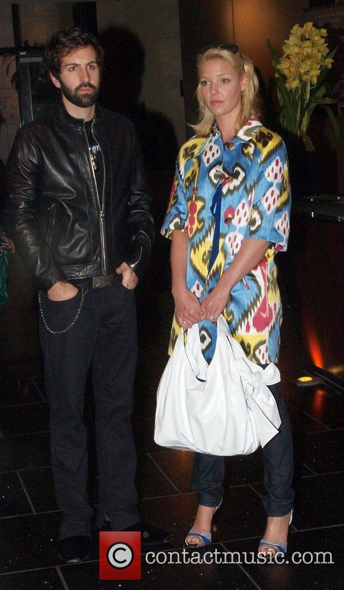 Katherine Heigl and Husband Josh Kelley 10