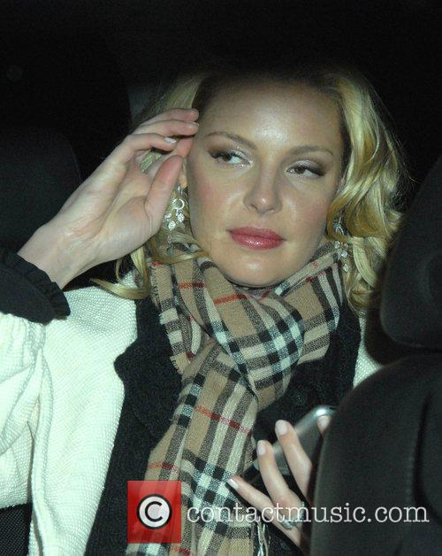 Katherine Heigl out and about in Manhattan
