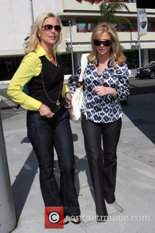 Kathy Hilton and A Friend 1
