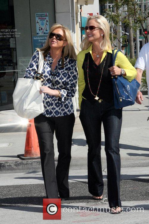 Kathy Hilton and A Friend 10