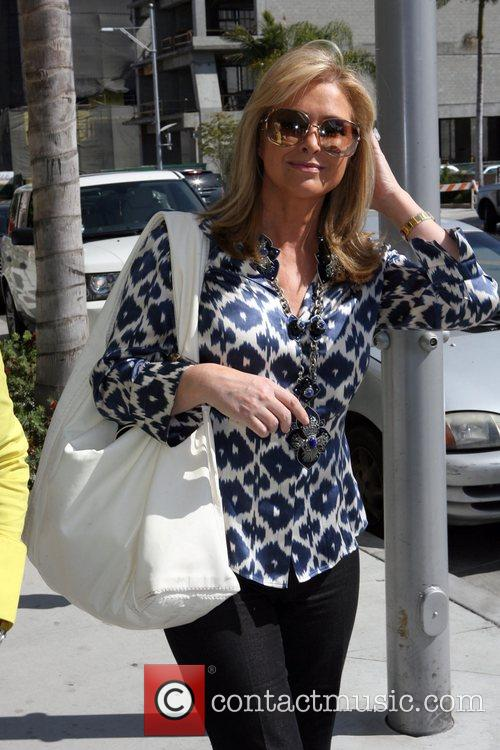 Kathy Hilton and A Friend 11