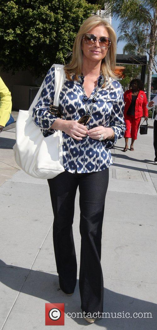 Kathy Hilton out and about in Beverly Hills...