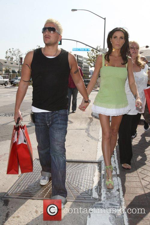 Katie Price and Peter Andre 29