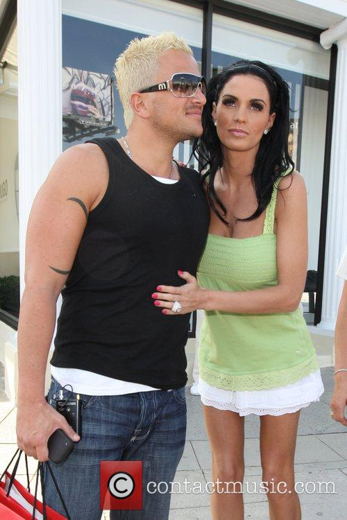 Katie Price and Peter Andre 23