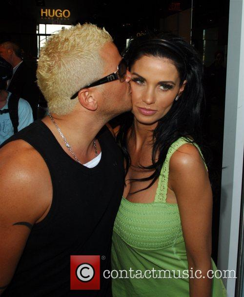 Katie Price and Peter Andre 34