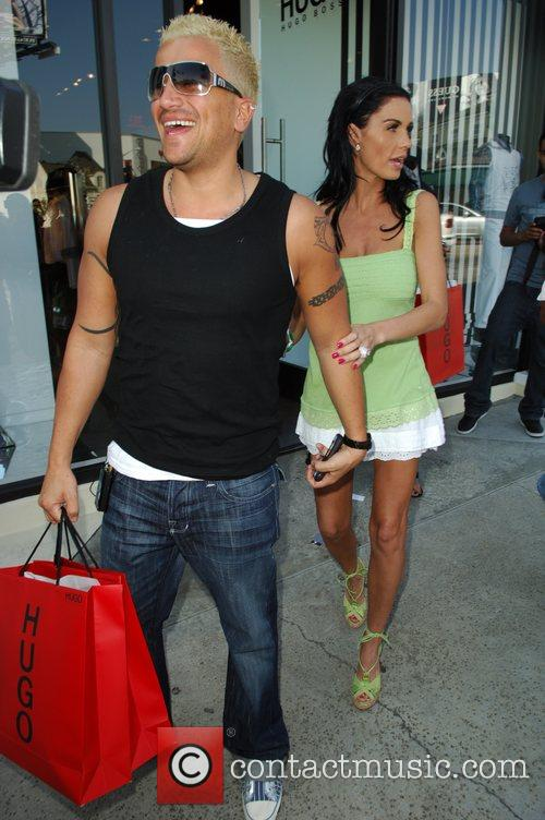 Katie Price and Peter Andre 33
