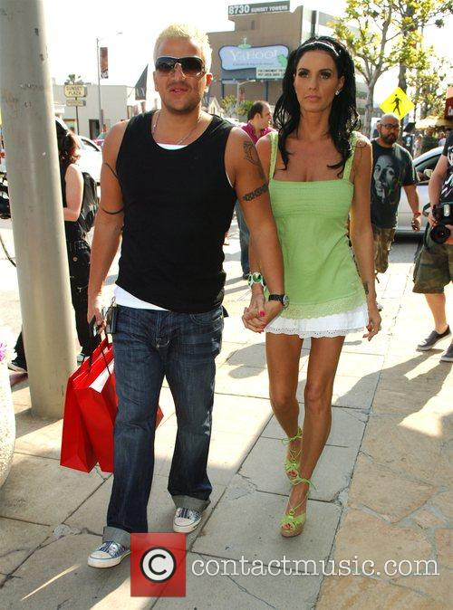 Katie Price and Peter Andre 41
