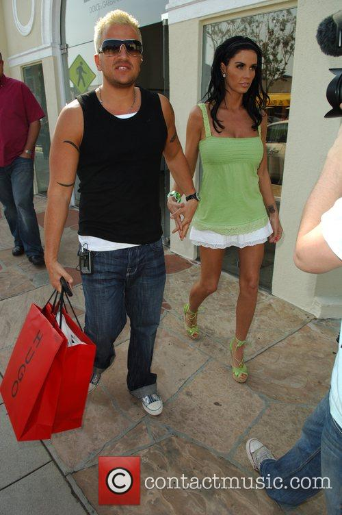 Katie Price and Peter Andre 37