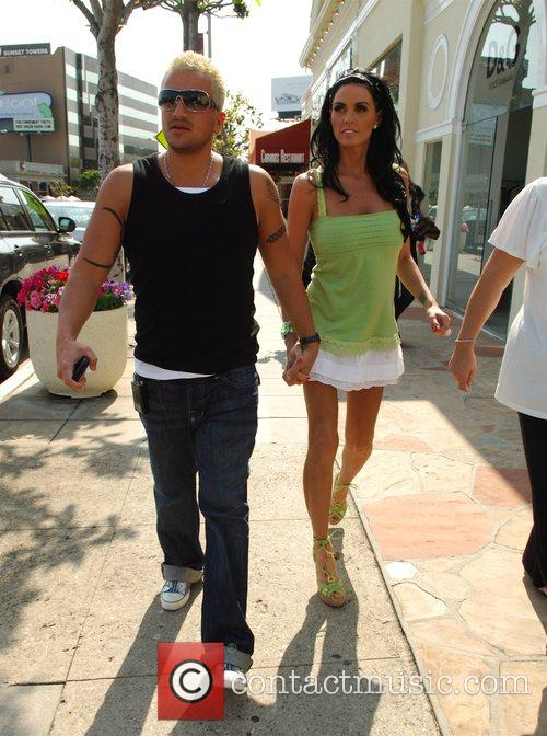 Katie Price and Peter Andre 45