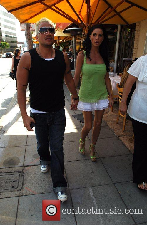Katie Price and Peter Andre 35