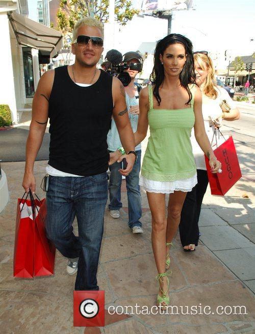 Katie Price and Peter Andre 51