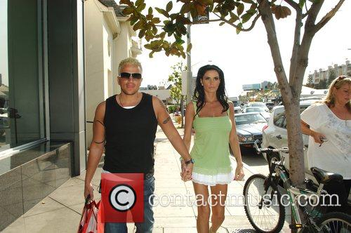 Katie Price and Peter Andre 54