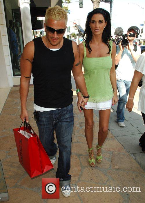 Katie Price and Peter Andre 32