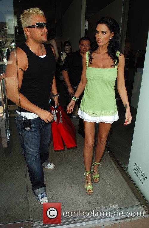 Katie Price and Peter Andre 47