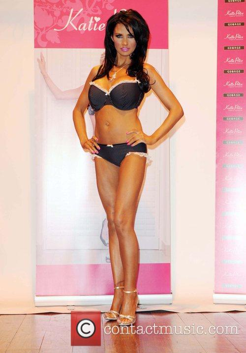 The All Store Launch! - Katie Price lingerie...
