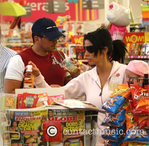 Katie Price and Peter Andre 11