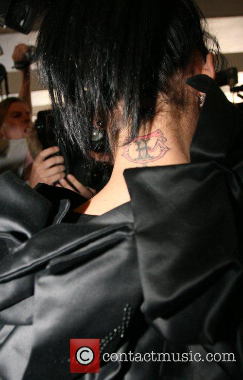 Jordan Picture - Katie Price's Tattoo Peter Andre And Katie Price.