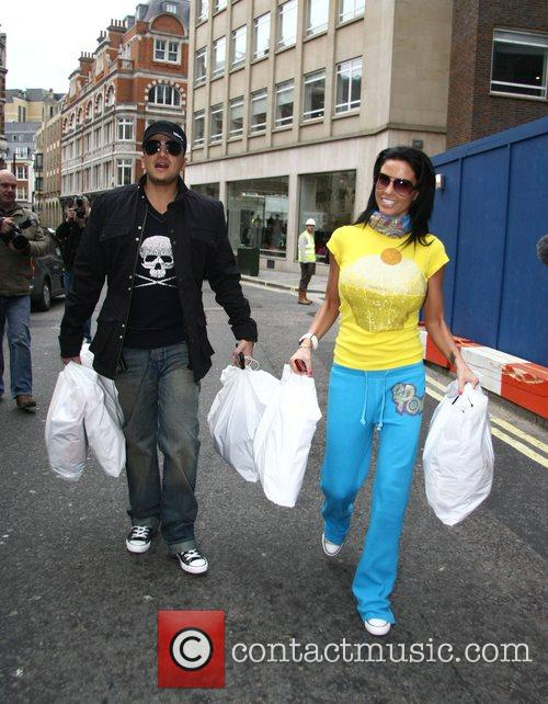 Katie Price, Aka Jordan and Peter Andre 2