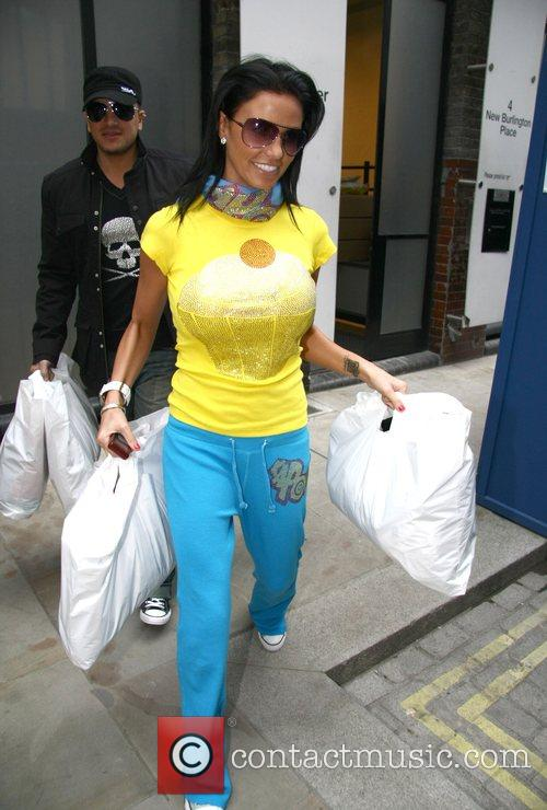 Katie Price, Aka Jordan and Peter Andre 9