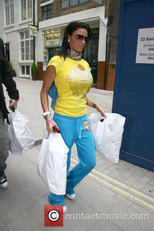 Katie Price, Aka Jordan and Peter Andre 7
