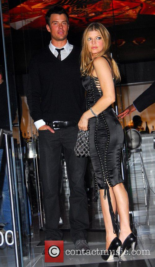 Josh Duhamel and Fergie Aka Stacy Fergusson 2