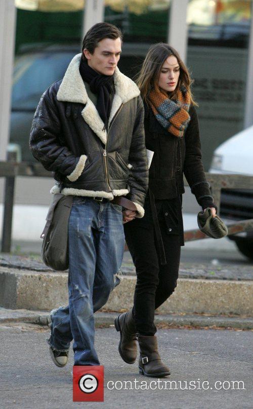 Keira Knightley and Rupert Friend 4