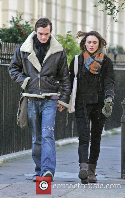 Keira Knightley and Rupert Friend 5