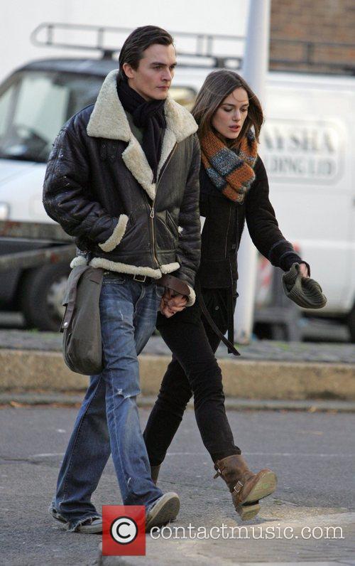 Keira Knightley and Rupert Friend 2