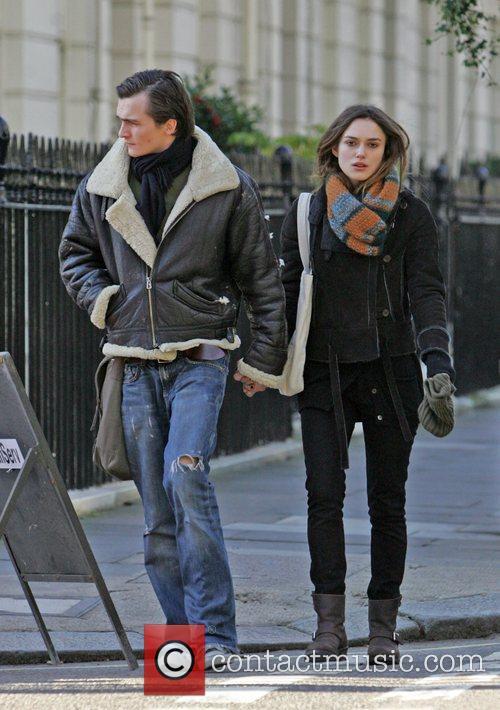 Keira Knightley and Rupert Friend 3