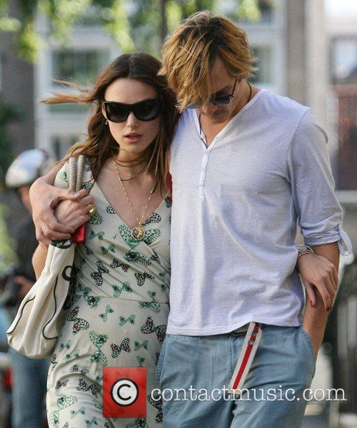 Keira Knightley and Rupert Friend 5