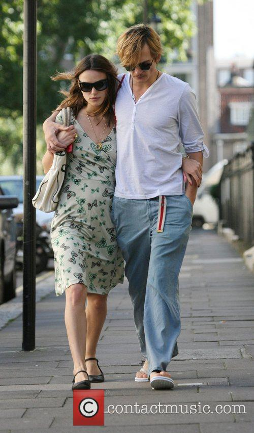 Keira Knightley and Rupert Friend 7