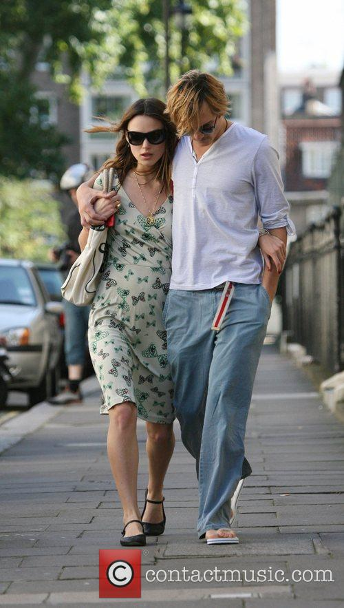 Keira Knightley and Rupert Friend 8