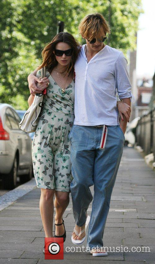 Keira Knightley and Rupert Friend 9