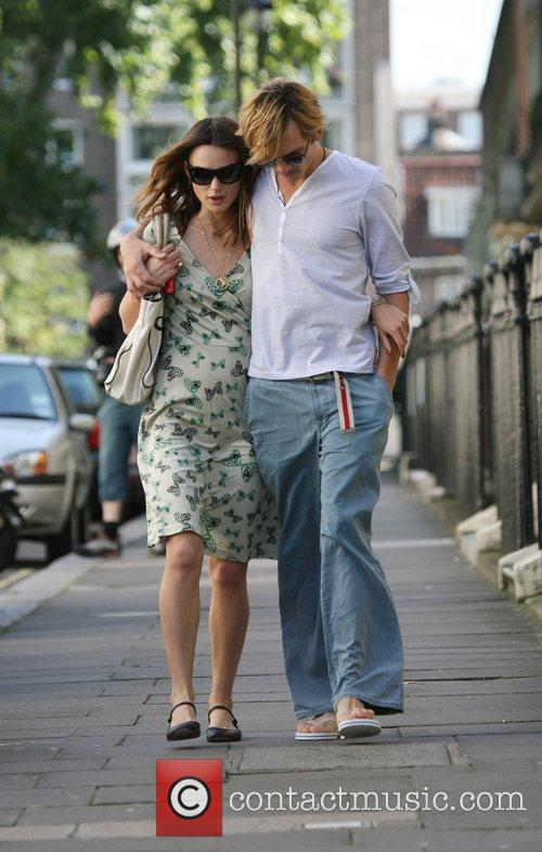 Keira Knightley and Rupert Friend 6