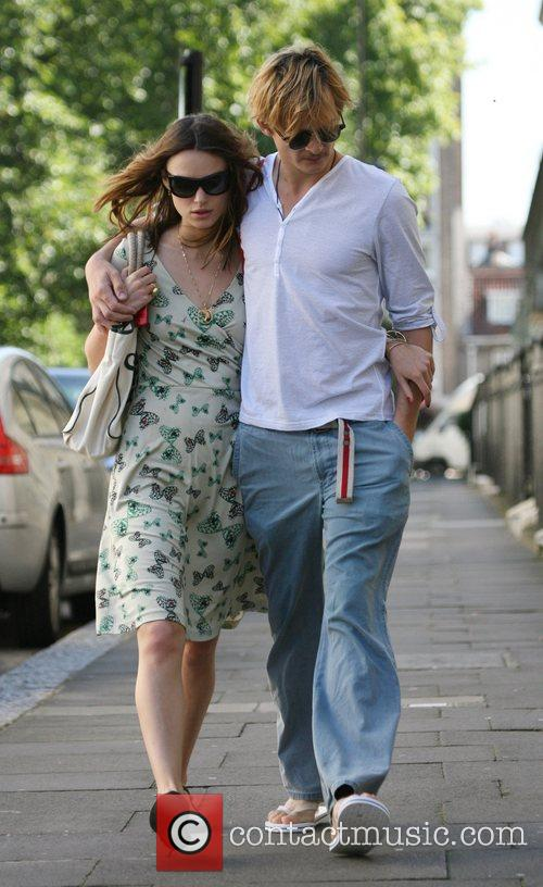 Keira Knightley and Rupert Friend 2