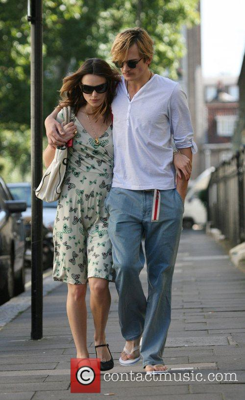 Keira Knightley and Rupert Friend 4