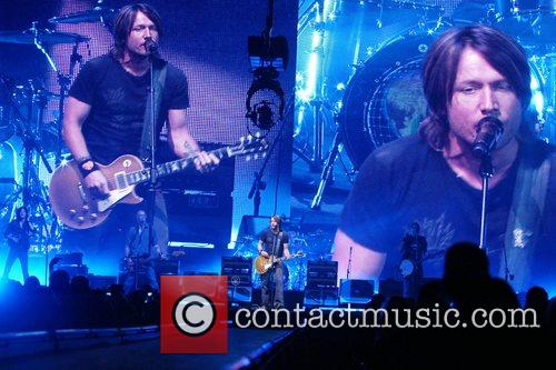Keith Urban performs at the Verizon Center