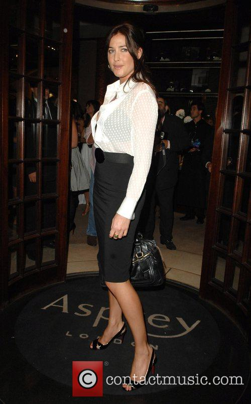 Lisa Snowdon 'Kelly Hoppen Home' book launch party...