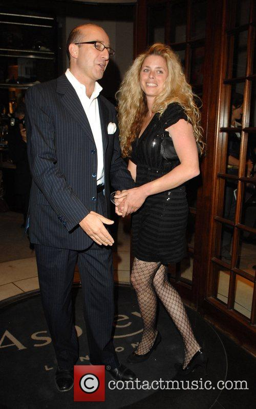 Paul McKenna and Guest 'Kelly Hoppen Home' book...
