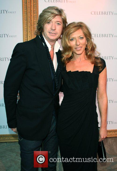 Nicky Clarke and Kelly Hoppen