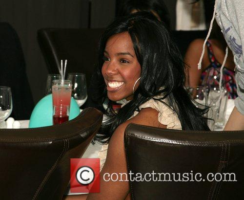 Kelly Rowland Celebrates her 27th birthday at the...