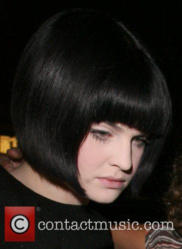 Kelly Osbourne at Amy Winehouse's birthday party at...