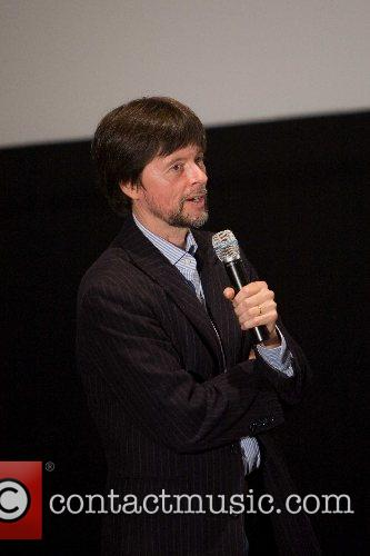 Ken Burns at the screening for his new...