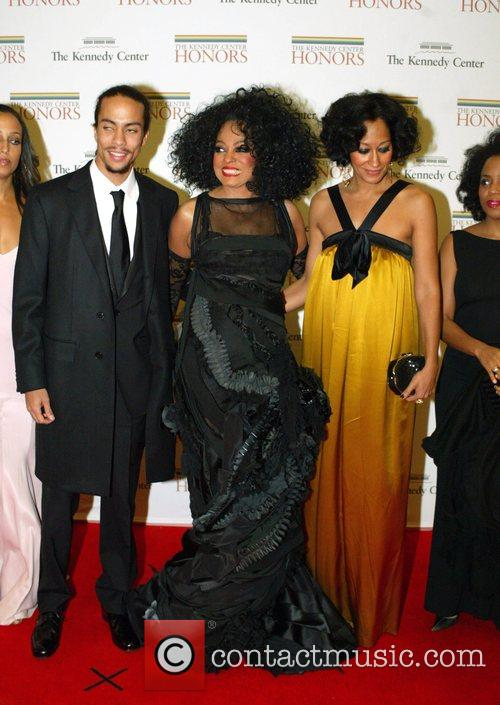 Diana Ross and Family 2